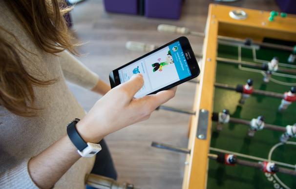 Eurecat presenta un asistente para 'smartphone' que incentiva los hábitos saludables entre los jóvenes