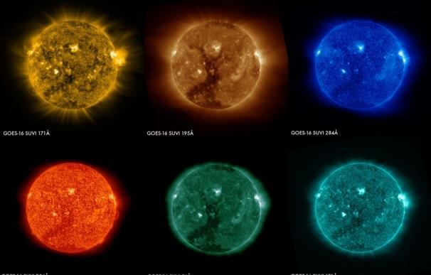 Estreno de SUVI, la nueva alarma espacial de tormentas solares