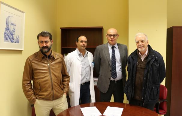 El Hospital San Juan de Dios del Aljarafe y la Asociación Mácula Retina firman un convenio de colaboración