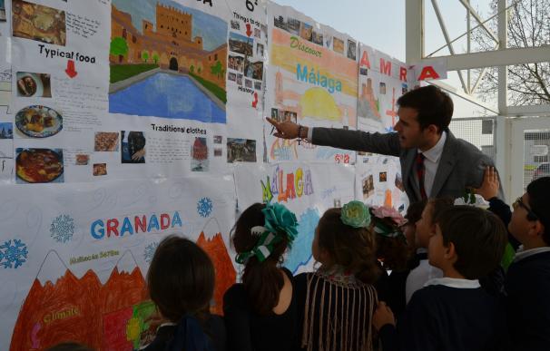 Colegio CEU San Pablo celebra el Día de Andalucía con cuentacuentos, un taller de flamenco y manualidades