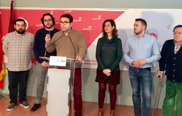 """Belinchón culpa a Juntos por Albacete de actuar """"con nocturnidad y obscuras intenciones"""" en las 186 nuevas afiliaciones"""