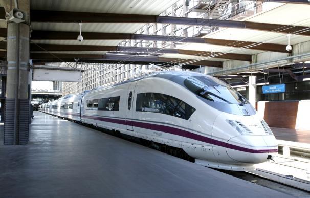 El AVE València-Castellón empezará el 20 de marzo en pruebas