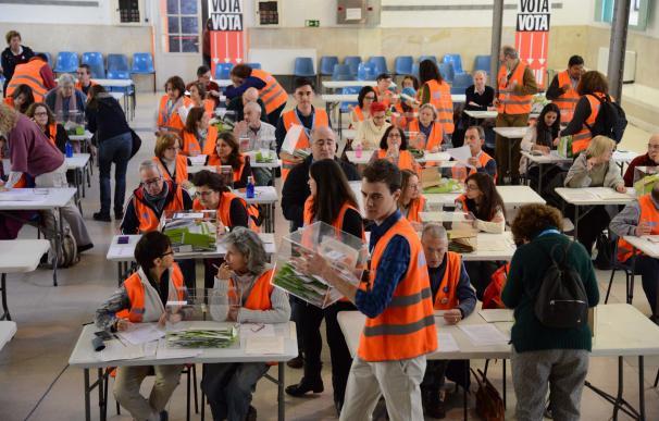 Un 7,85% de los 2,7 millones de madrileños llamados a ejercer voto participan en la primera votación ciudadana