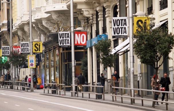 Más de 212.000 personas participan en primera votación ciudadana de Madrid