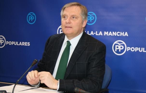PP C-LM muestra respeto ante la precandidatura de Tomás Medina para liderar el partido pero duda que consiga los avales