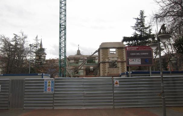 El PSOE plantea que se construya una biblioteca municipal en lugar de la Casa del Cuento