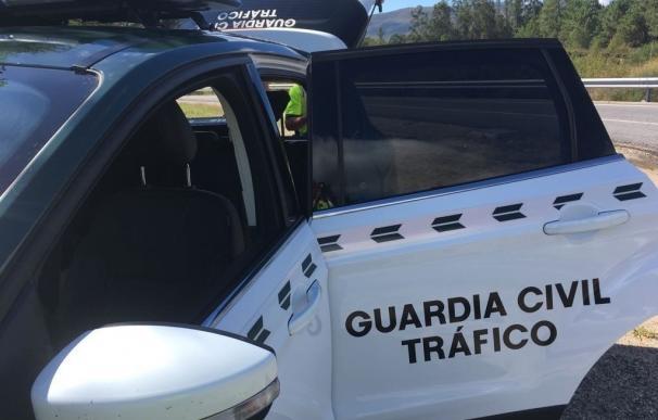 El exceso de horas al volante, la infracción más frecuente durante la campaña de la Guardia Civil a los transportistas