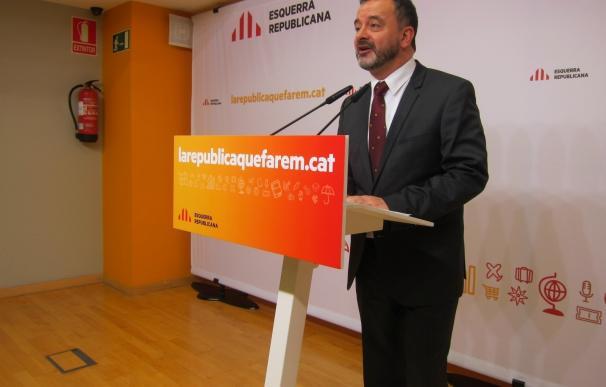 """ERC organiza este sábado un gran acto para mostrar que pasa """"a la acción"""" con el referéndum"""