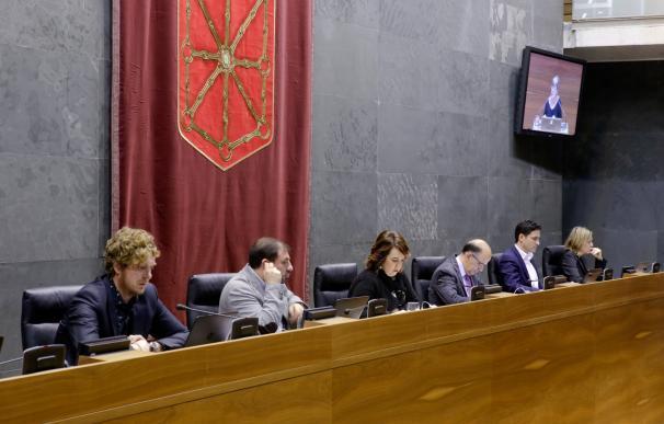 UPN, Geroa Bai y PPN apoyan que el Ángel de Aralar visite el Parlamento de Navarra ante el rechazo del resto