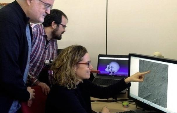 El 'Homo antecessor' de Atapuerca consumía alimentos duros y abrasivos por el clima cambiante