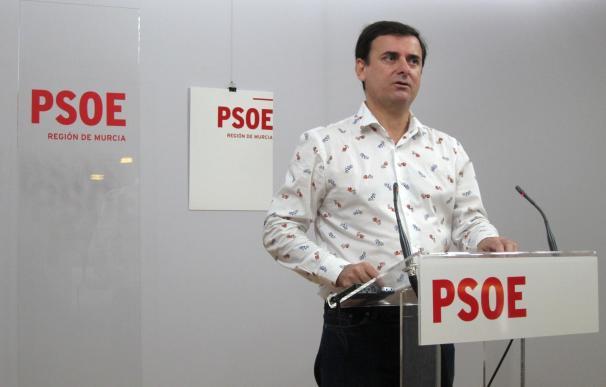 """Ivars critica que """"Pedro Antonio Sánchez lleve siete días imputado, y no solo no dimite, sino que encima saca pecho"""""""