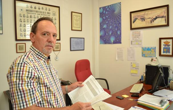 El catedrático de la UPCT Toribio Fernández Otero ingresa este martes en la Academia de Ciencias de Murcia