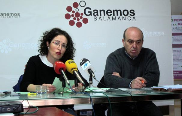 Equo pide que se paralice cautelarmente la nueva tala de encinas para la mina de Retortillo (Salamanca)