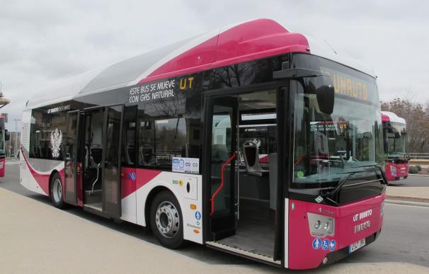 """Cuatro de los nuevos autobuses de Toledo empezarán a funcionar este mes, un transporte """"moderno, ecológico y económico"""""""