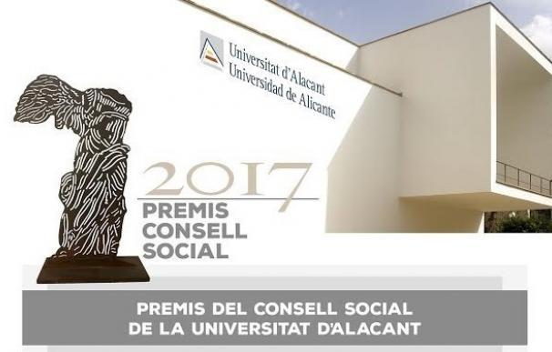 El Consejo Social de la Universidad de Alicante concede el premio especial de Investigación a Francisco Martínez Mojica