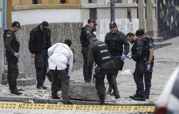 El ELN se atribuye el atentado cerca de una plaza de toros de Bogotá