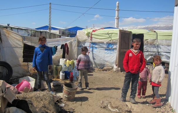 La ONU denuncia que la mayoría de los desplazados son acogidos por los países más pobres