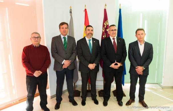 Los alcaldes del Campo de Cartagena se alían para la defensa de sus intereses comunes