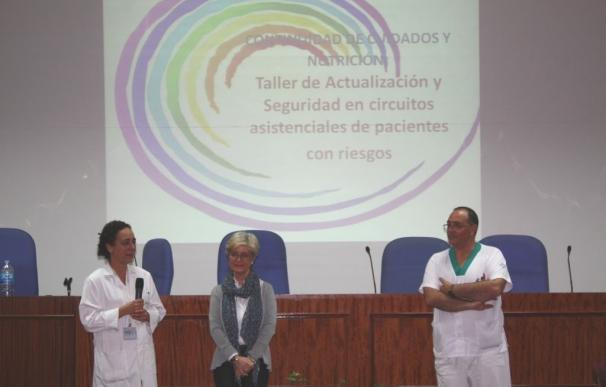 Atención Primaria del Hospital Clínico celebra un encuentro sobre continuidad de cuidados nutricionales