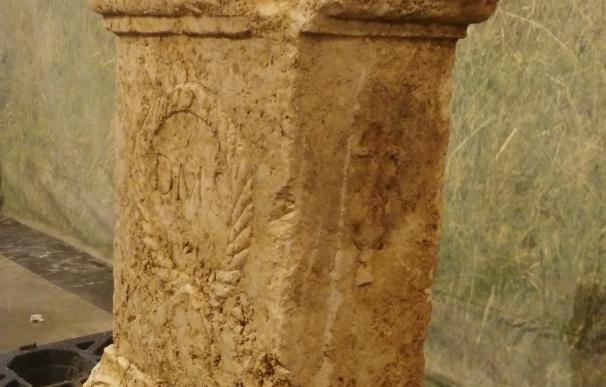 El Museo de Ciudad Real expondrá una pieza arqueológica romana hallada por un agricultor en Corral de Calatrava
