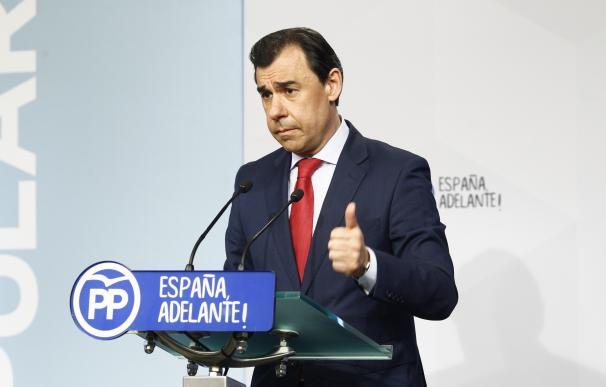 """'Génova' apoya al presidente de Murcia y denuncia una """"persecución política"""" del PSOE"""