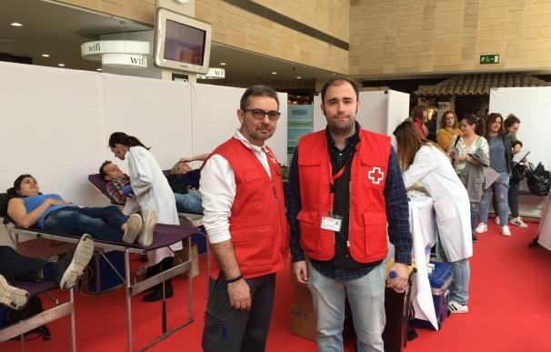 La campaña 'Unexpected solidaridad' de Cruz Roja y Parquesur consigue 227 donaciones de sangre