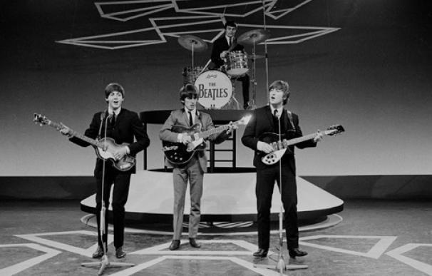 Algoritmos expulsan a The Beatles de la revolución pop