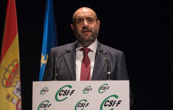 """El CSIF velará por que ningún funcionario catalán se vea en los tribunales como Homs """"por atender órdenes ilegales"""""""