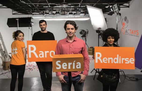 La asociación ACTAYS elabora un corto protagonizado por Eduardo Noriega para dar visibilidad a la enfermedad Tay-Sachs
