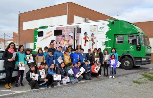 Más de 500 alumnos participan en la campaña 'Aprende a crecer con seguridad'