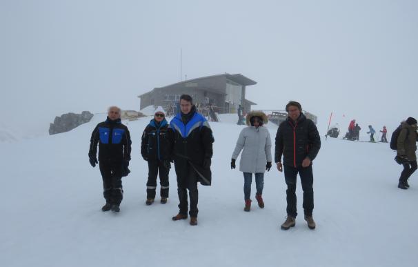 Diputación de León invertirá un millón de euros para mejorar la estación de esquí de San Isidro