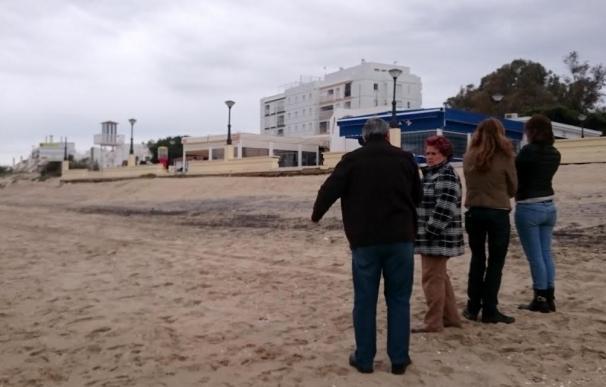 """Ayuntamiento de Isla Cristina pide a las administraciones """"ayuda urgente"""" para paliar los daños del temporal"""