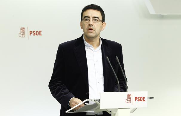 """La Gestora del PSOE pide a los aspirantes que """"preserven"""" el modelo territorial de la Declaración de Granada"""