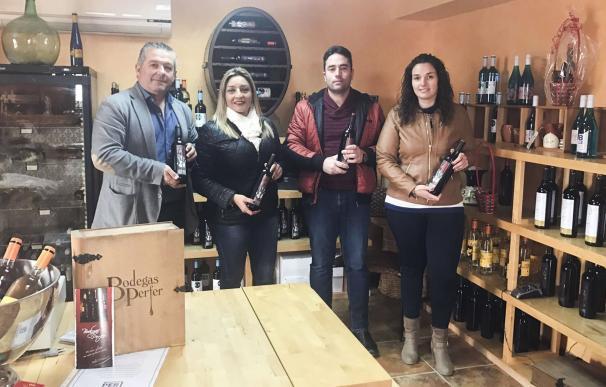 Bodegas Perfer se suma a las más de cien empresas que han apostado por la marca gourmet 'Sabores Almería'