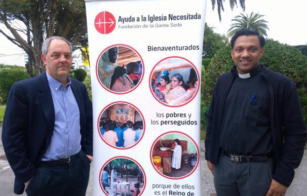 """Ayuda a la Iglesia Necesitada denuncia """"interés deliberado"""" en ocultar información sobre los cristianos perseguidos"""