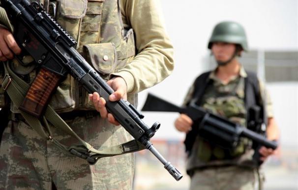 En Turquía han sido abatidos 18 supuestos terroristas en la última semana.