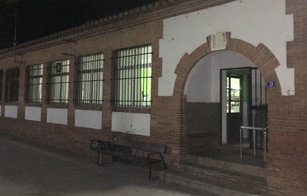 El bar Teleclub de Villaluenga de la Vega donde se emborracharon la tarde del sábado los dos fallecidos.