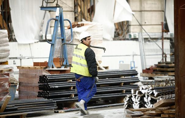 Aumenta el peso de construcción y hostelería entre las nuevas empresas y caen comercio e industria