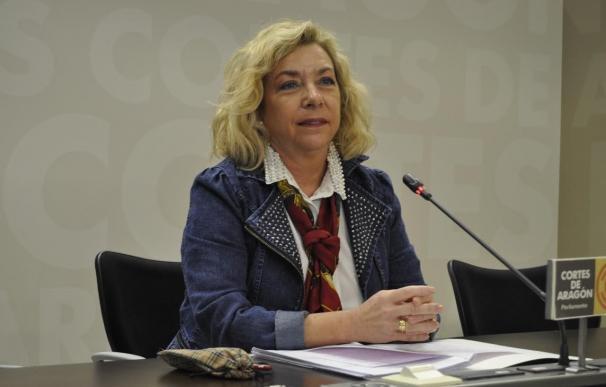 """Serrat (PP) insta al Gobierno a reforzar las medidas de prevención ante el """"repunte"""" de accidentes laborales en Aragón"""