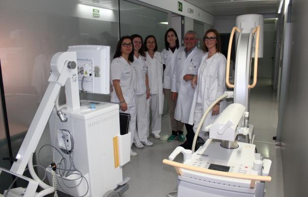 La Junta invierte 138.908 euros en nuevos equipos de radiodiagnóstico para el Hospital de Hellín (Albacete)