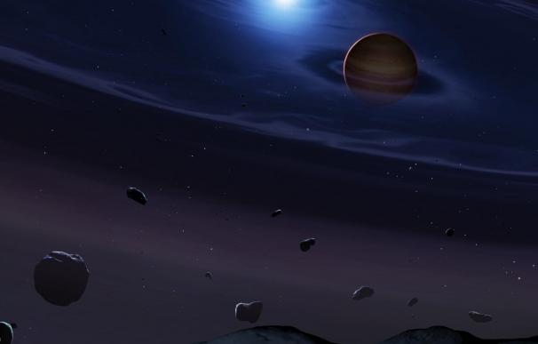 Primera evidencia de planetas rocosos en sistemas como Tatooine