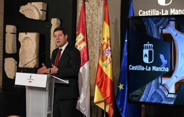 García-Page anuncia que Toledo acogerá una exposición de arte contemporáneo entre 2018 y 2019