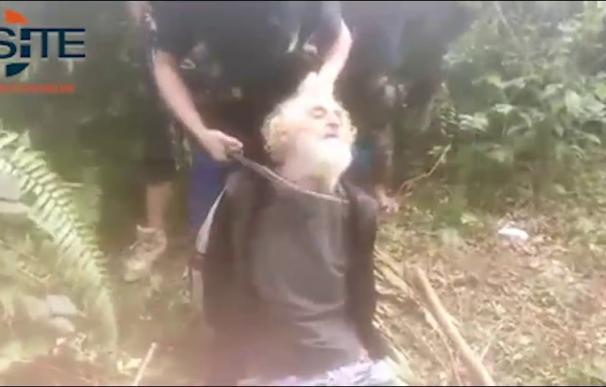 El grupo yihadista Abú Sayyaf decapita a un rehén alemán