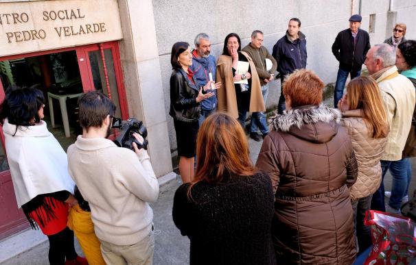 El Ayuntamiento rehabilita la sede de la AAVV del Grupo Velarde que retoma su actividad