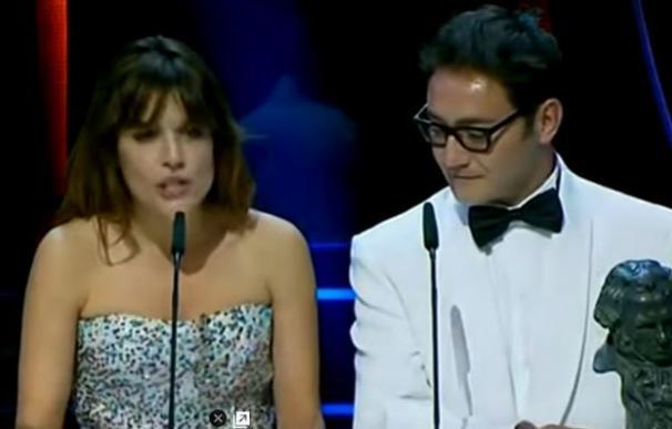Los Goya también tuvieron su error: Adriana Ugarte se equivocó al dar la Mejor Canción