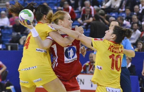 28-25. España vuelve a perder con Noruega, esta vez en la final