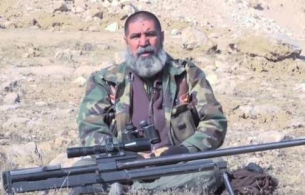 Abu Tahsin, el temible francotirador.