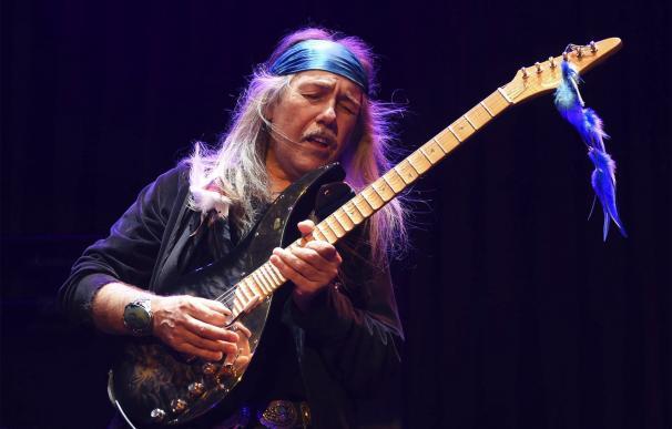 Uli Jon Roth, exguitarrista de Scorpions, actuará en A Coruña en abril en el ciclo SON Estrella Galicia