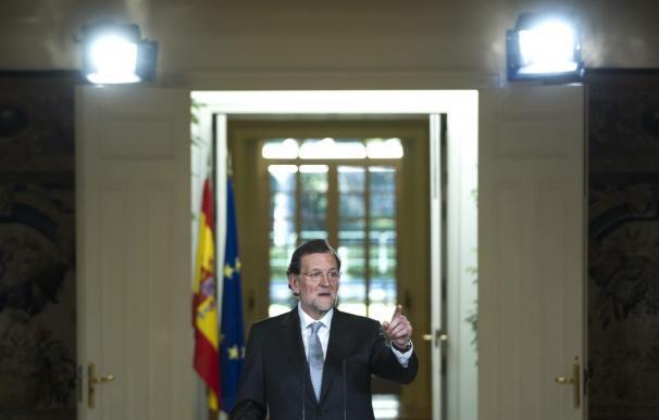 """Rajoy tiende la mano a Mas, que está dispuesto a dar """"el primer paso"""""""