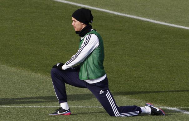 Ancelotti descarta el fichaje de Cristiano por el PSG